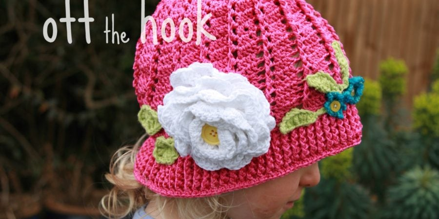 crochet cloche hat pattern