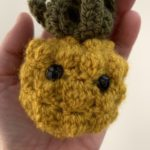 amigurumi pineapple pattern