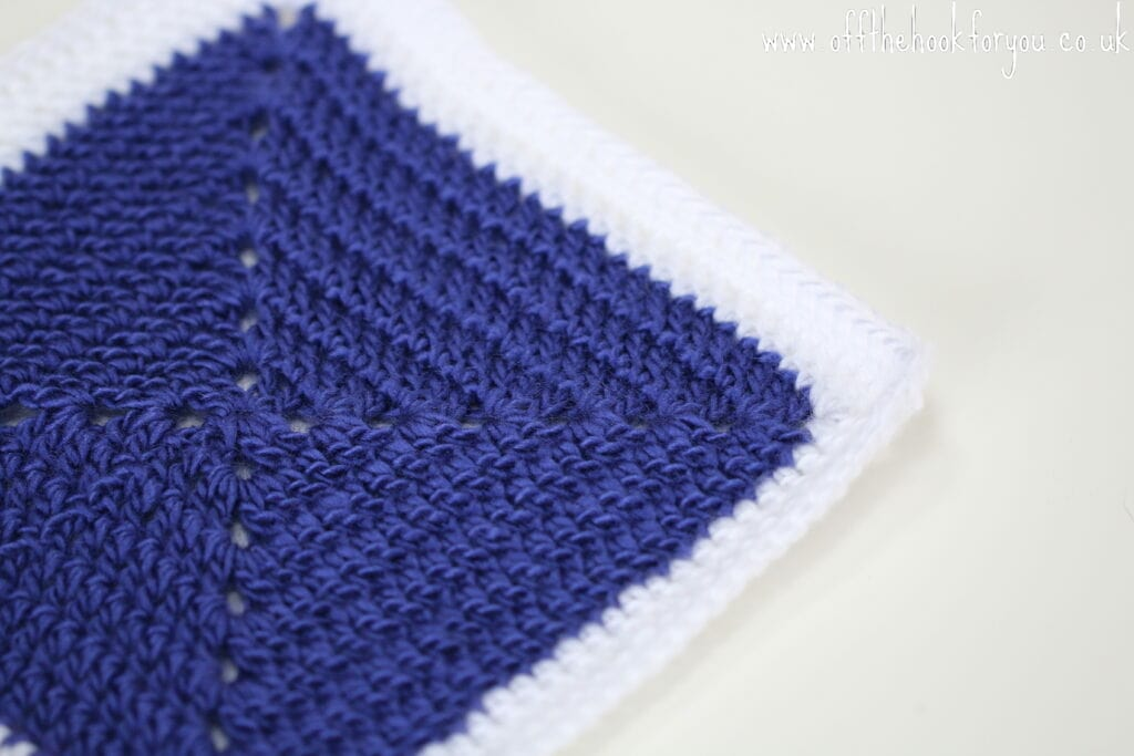 Geo-boho blanket crochet along, free patterns