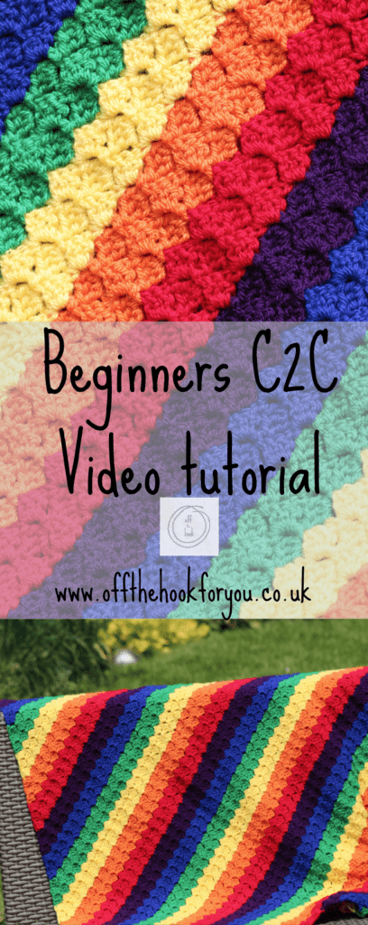 C2C video tutorial - slow for beginners